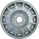 16 X 6.5 Reconditioned OEM Aluminum Alloy Wheel, Sparkle Silver, Fits 1998 2000 Buick Park Avenue