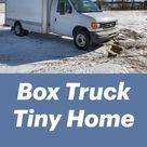 Box Truck Tiny Home