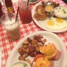 Brunch at Dixie Kitchen and Bait Shop up north in downtown Evanston