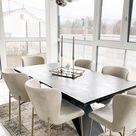 Luxe stylingtips voor je eetkamer