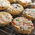 Soft Monster Cookies
