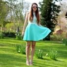 Mint Lace Dresses