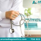 Best Diagnostics centers in A S Rao Nagar