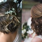 Gorgeous Indian Bridal Hairstyles for Short Hair for your wedding day