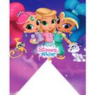 Shimmer And Shine Party Free Printable Banners Labels And Cards Diy Birthday Banner Shimmer Shine Shimmer And Shine Cake