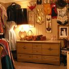 Vintage Dressing Rooms