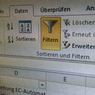 Der Blick aufs Wesentliche So filtert Ihr in Excel Eure Daten