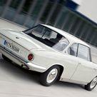 1952 BMW 3200 CS Bertone