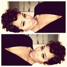 Curly Undercut