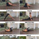10 Minute Beginner Yoga Routine to Ease Back Pain   Yoga Rove