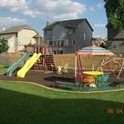 Backyard Play Areas