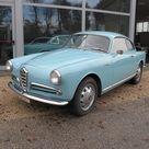 1957 Alfa Romeo Giulietta 750 Sprint
