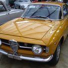 Alfa Romeo GT 1300 Junior. 1966   1970. Die GT oder auch Sprint genannten Modelle waren die zweitürige Coupeversion der bereits 1962 vorgestellten ...