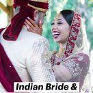 Indian Bride & Groom Photoshoot Poses