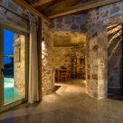 Mint Tower Luxusvilla mit Steinturm mitten in der Natur mit atemberaubender Aussicht - Apollonii