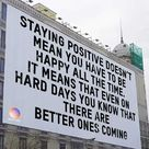 [image] Staying Positive