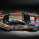 Jeff Koons BMW Art Car Is Finished. And Here It Is.