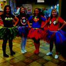 Superhero Tutu Costumes