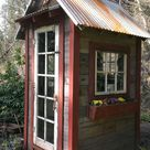Garden Tool Shed