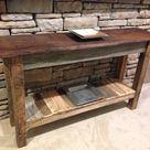 Barn Wood Tables