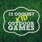 Kid Outdoor Games