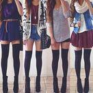 High School Fashion