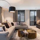Opgewarmd design hemels wonen interieuradvies moderne woonkamers hout zwart | homify