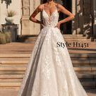 Cool A-Line Wedding Dresses