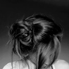 Messy Hair Buns