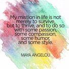 Maya Angelo