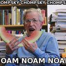 LOLlinguist -- Noam ChomPsky.