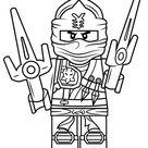 20 Ninjago Ausmalbilder für Kinder - Die besten Ninjago Malvorlagen
