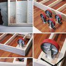 DIY: Bed on Wheels