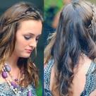 Gossip Girl Hairstyles