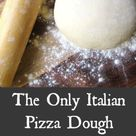 The Only Italian Pizza Dough Recipe You'll Need - From Chef To Home