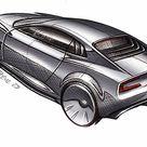2010 Audi Detroit showcar e tron   Concepts
