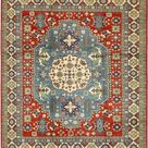 Kazak Red 8x10 Area Rug