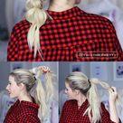 atemberaubende Frisuren mit Schritt für Schritt Anleitungen