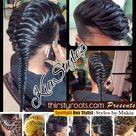 Fishtail Braid Styles