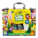 Crayola 52pc Silly Scents Mini Art Case