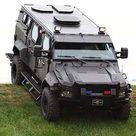 Alpine Armoring   Armored SWAT Truck   Pit-bull VX®