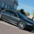 2011 Audi A8 with 20