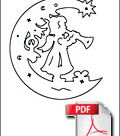 Laubsägevorlagen kostenlos Download & ausdrucken Vorlagen Gratis PDF