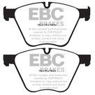 EBC 10 15 BMW X6 4.4 Twin Turbo Hybrid Yellowstuff Front Brake Pads