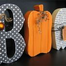 Halloween Wood Signs