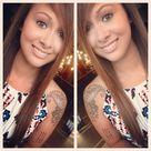 Paisley Shoulder Tattoos