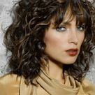 11 Dreamy Curly Hair Styles for Medium Length Hair - Visual MakeoverVisual Makeover