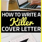 Ultimate Guide on How to Write a Cover Letter w/ Examples