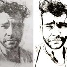 Pencil Sketch and Caricature Online Free with AI