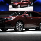 2014 Acura MDX Review, Ratings, Specs, Prices, and Photos